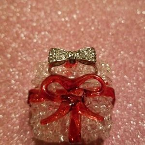 🎀 💍 Ladies Bowknot  Ring 925 Sterling Silver  💍
